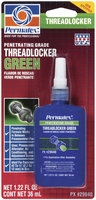 Permatex® 29040 Penetrating Grade Green Carded Threadlocker  1.22 Oz Peg