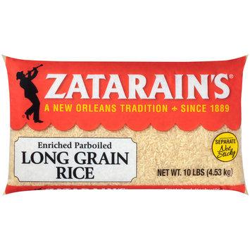Zatarain's® Enriched Parboiled Long Grain Rice 10 lb. Bag