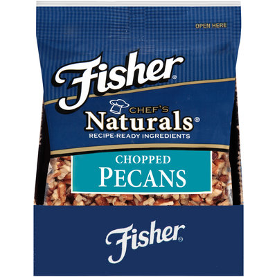 Fisher® Chef's Naturals® Chopped Pecans
