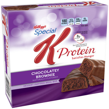 Special K® Kellogg's Protein Chocolatey Brownie Snack Bars