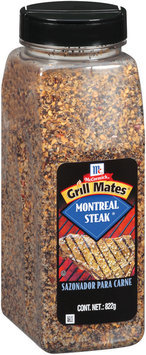 Grill Mates Montreal Steak Seasoning 822 G Shaker