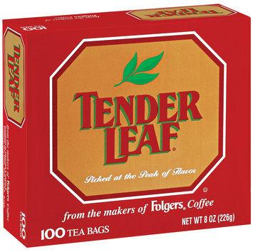 Tender Leaf  Tea Bags 100 Ct Box