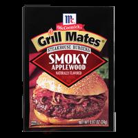 McCormick® Grill Mates® Smoky Applewood Steakhouse Burgers Seasoning Mix