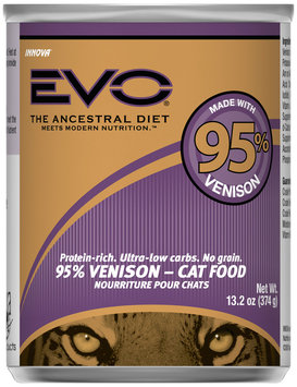 Evo® 95% Venison Cat Food 13.2 oz. Can