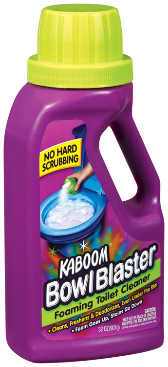 Kaboom Bowl Blaster Foaming Toilet Cleaner Reviews 2019