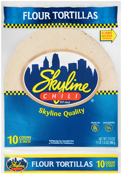 Skyline Chili® 8 Inch Flour Tortillas