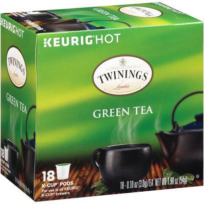 Twinings® Keurig® Hot Green Tea K-cup