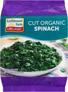 Earthbound Farm® Organic Cut Spinach 8 oz. Bag