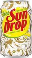 Sun Drop® Diet Caffeine Free Citrus Soda 12-12 fl. oz. Cans