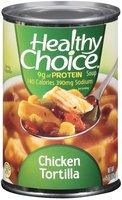 Healthy Choice Chicken Tortilla Soup 15 Oz Can