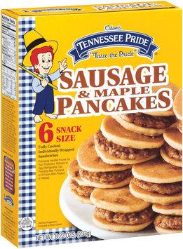 Tennessee Pride Sausage & Maple Pancakes