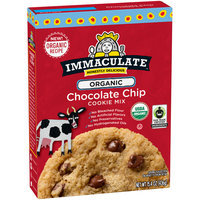 Immaculate™ Organic Chocolate Chip Cookie Mix 15.4 oz. Box