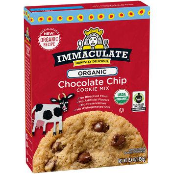 Immaculate™ Organic Chocolate Chip Cookie Mix 15.4 oz. Box