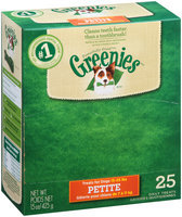 Greenie® Petite Dog Treats 15 oz. Box