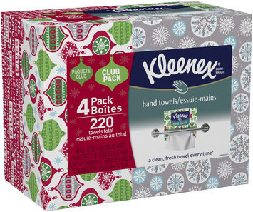 Kleenex® Hand Towels Club Pack 40-55 ct. Boxes