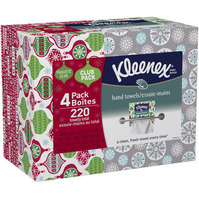 Kleenex® Hand Towels Club Pack 40-55 ct. Boxes