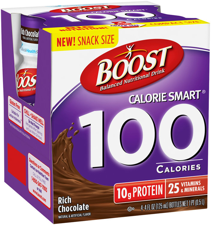 135d4cf5ab690 Boost® Calorie Smart® Rich Chocolate Balanced Nutritional Drink