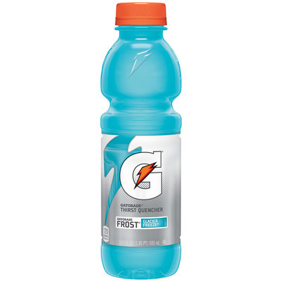 Gatorade® G™ Series Frost® Glacier Freeze® Sports Drink 16.9 fl. oz. Bottle