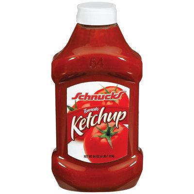 Schnucks Tomato Ketchup 64 Oz Squeeze Bottle