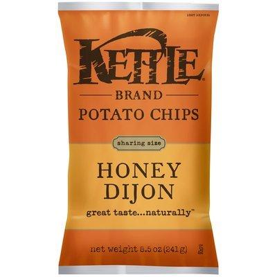 Kettle Brand® Honey Dijon Potato Chips 8.5 oz. Bag