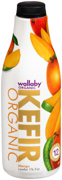Wallaby® Organic Mango Kefir 32 fl. oz. Bottle