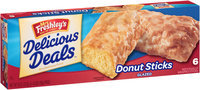 Mrs. Freshley's® Delicious Deals™ Glazed Donut Sticks 6-1.3 oz. Wrappers