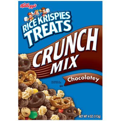 Kellogg's® Rice Krispies Treats® Chocolatey Crunch Mix 4 oz. Bag