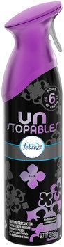 Febreze Unstopables™ Lush Air Refresher 9.7 oz. Aerosol Can