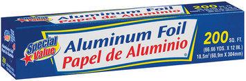 Special Value Aluminum Foil