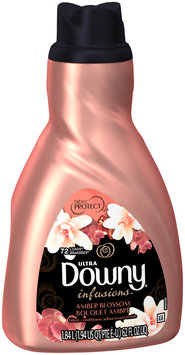 Infusions Ultra Downy Infusions Amber Blossom Liquid Fabric Conditioner