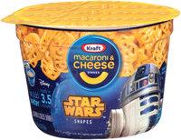 Kraft Star Wars™ Shapes Macaroni & Cheese Dinner 1.9 oz. Microcup