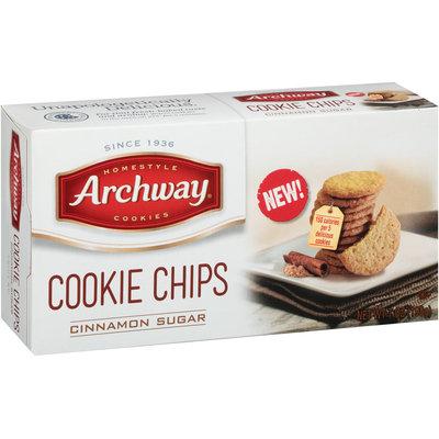 Archway® Cinnamon Sugar Cookie Chips 7 oz. Box