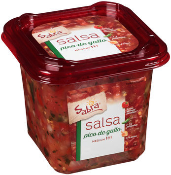 Sabra® Medium Pico De Gallo Salsa 24 oz. Tub