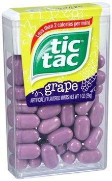 Tic Tac® Grape Mints 1 oz. Pack