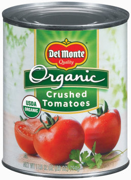 Del Monte® Organic Crushed Tomatoes