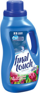 Final Touch Spring Fresh Fabric Softener 44 Oz Jug