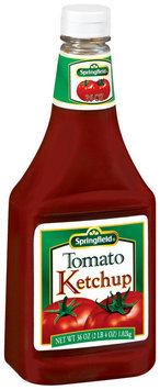 Springfield Tomato Ketchup 36 Oz Plastic Bottle