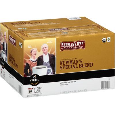 Newman's Own® Organics Newman's Special Blend Medium Roast Coffee K-Cup® Packs 80 ct Box