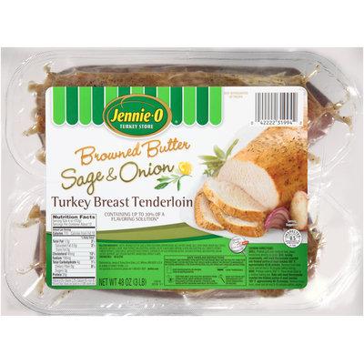 Jennie-O® Browned Butter Sage & Onion Turkey Breast Tenderloin 48 oz. Package