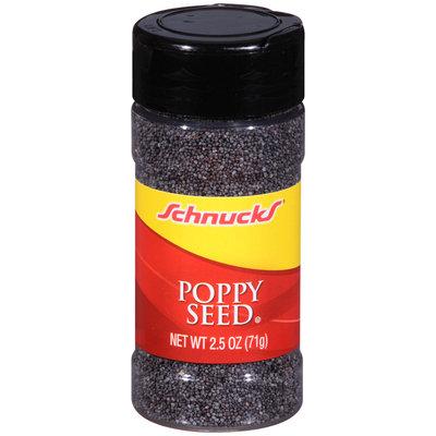 Schnucks® Poppy Seed 2.5 oz. Shaker