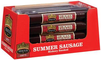 Armour Hickory Smoked Summer Sausage 1877 24 Oz