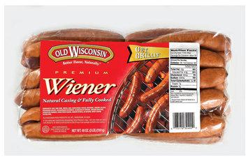 Smoked Cooked 48 Oz Premium Wieners 32400