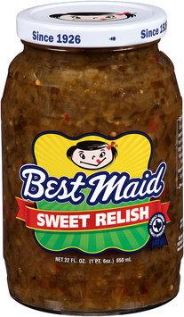 Best Maid Sweet Relish 22 fl. oz. Jar