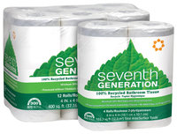 Seventh Generation Rolls Bathroom Tissue