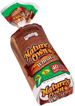 Nature's Own® 40 Calorie Wheat Bread