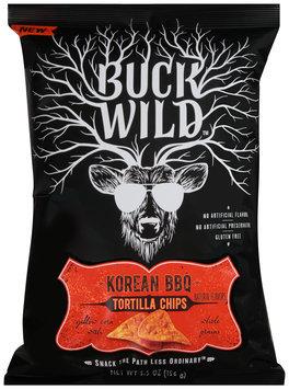 Buck Wild™ Korean BBQ Tortilla Chips 5.5 oz. Bag