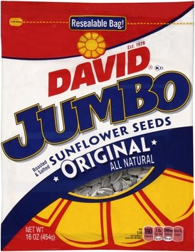 David® Jumbo Original Sunflower Seeds