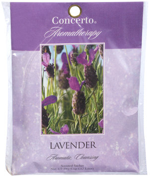 Concerto® Aromatherapy Lavender Scented Sachet .5 Cup