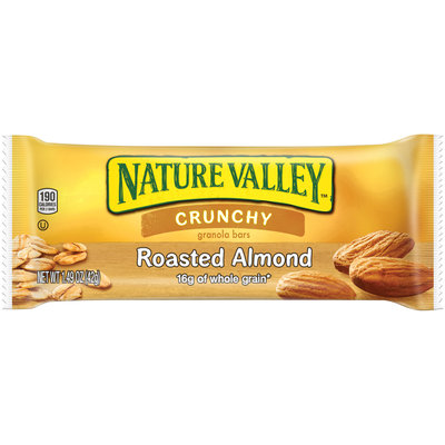 Nature Valley™ Roasted Almond Crunchy Granola Bars 1.49 oz. Pack
