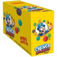 Cap'n Crunch's Crunch Berries® Crunch on-the-Go Cereal 8-0.77 oz. Pouches